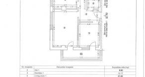 [vandut] Profita si nu pierde ultimul apartament de 3 camere din cel mai nou complex de blocuri B1- B3 din cartierul Tomis Plus