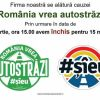 Campania #șîeu :: România vrea autostrăzi