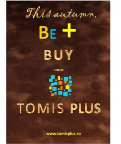 O noua surpriza marca TOMIS PLUS!