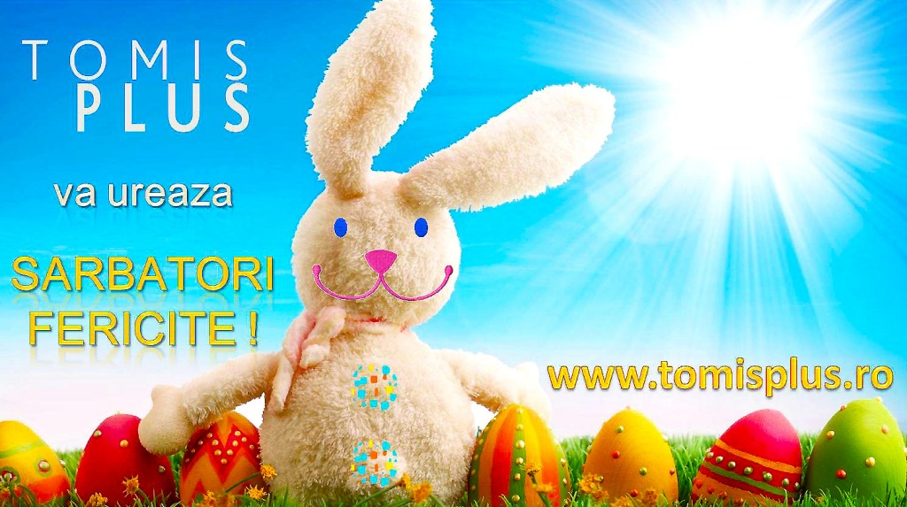 Tomis Plus va ureaza Sărbători fericite încărcate de lumină, seninătate, bucurie și dragoste!