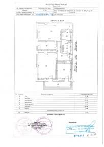 Profita si nu pierde ultimul apartament de 3 camere din cel mai nou complex de blocuri B1- B3 din cartierul Tomis Plus